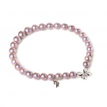 Ожерелье Эдисон из крупного розового жемчуга
