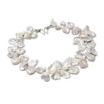 Ожерелье из крупного жемчуга Кеши