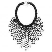 Ожерелье Кассандра из натуральной шпинели