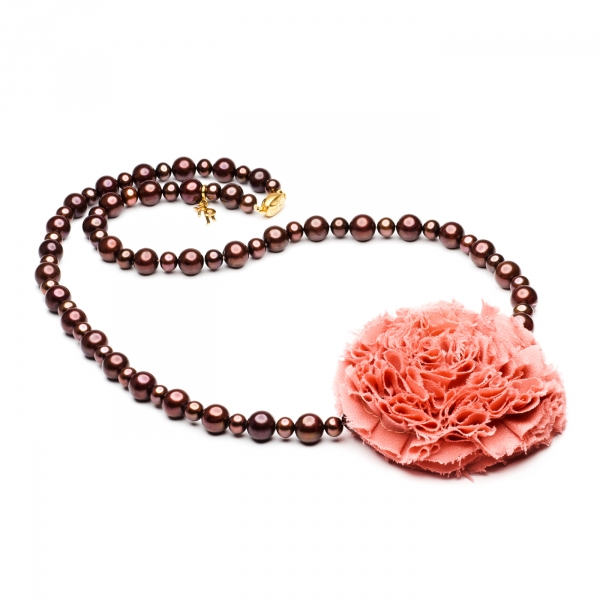Ожерелье Бьюти с цветком