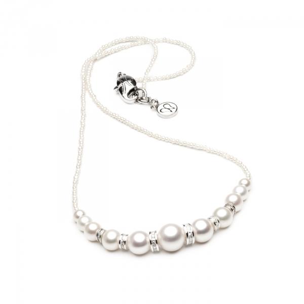 Ожерелье Бэль из пресноводного жемчуга