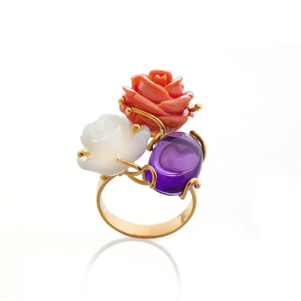 Золотое кольцо  «Трио»